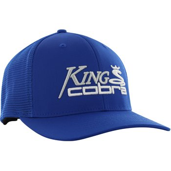 Cobra King Cobra Trucker Snapback Headwear Apparel