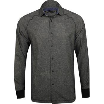 Adidas AdiCross Stretch Woven Oxford L/S Button Down Shirt Apparel
