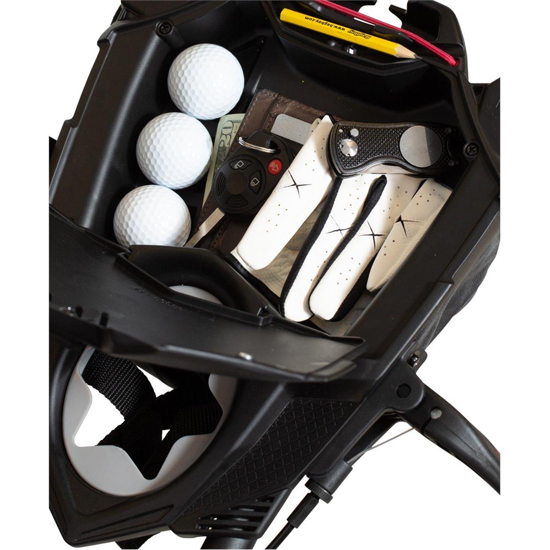 Bag Boy Nitron Graphite / Charcoal Pull Cart