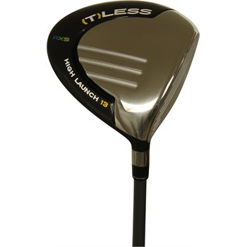 TeeLess (T)Less Driver Preowned Clubs