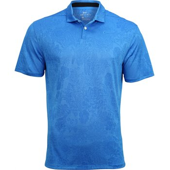 Nike Breathe Vapor Jacquard Shirt Apparel