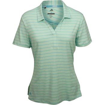 Adidas Club Heathered Stripe Shirt Apparel