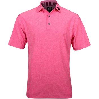 FootJoy Tour Logo ProDry Performance Solid Lisle Shirt Apparel
