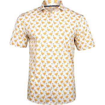 Johnnie-O Hangin Out Madiera SS Button Down Shirt Apparel