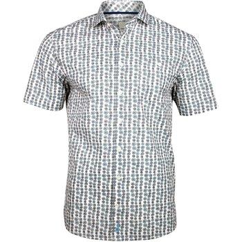 Johnnie-O Hangin Out Lagos SS Button Down Shirt Apparel