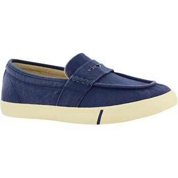 Johnnie-O The Canvas Loafer Casual Shoes