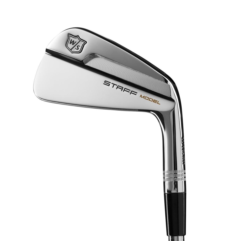 Wilson Staff Model Blade Iron Set 3 Pw Golf Club At Globalgolf Com