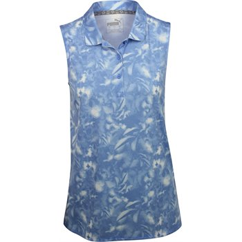 Puma Flower Sleeveless Shirt Apparel