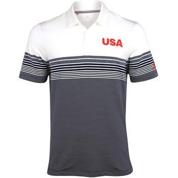 Adidas USA Ultimate Bold Stripe Shirt Apparel