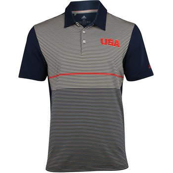Adidas USA Ultralight Color Block Core Shirt Apparel