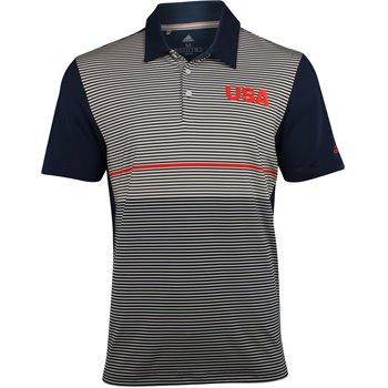 Adidas USA Ultralight Color Block Core Shirt Apparel