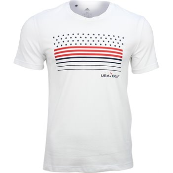 Adidas USA Gradient Shirt Apparel