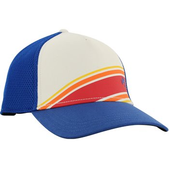 Callaway Stripe Mesh Adjustable Headwear Apparel