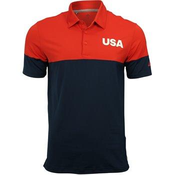 Adidas USA Ultimate 2.0 All Day Novelty Shirt Apparel