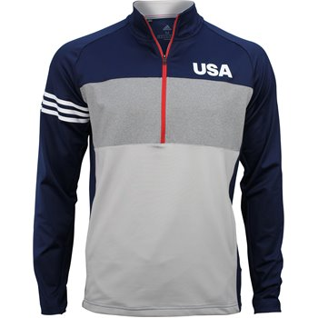 Adidas USA Competition Outerwear Apparel
