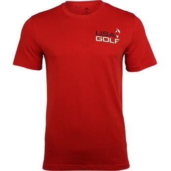 Adidas USGA Shirt Apparel