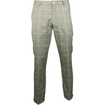 Puma Plaid Pants Apparel