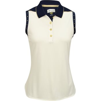 Greg Norman Oriana Sleeveless Shirt Apparel