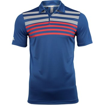 Adidas Youth Chest Stripe Fashion Shirt Apparel