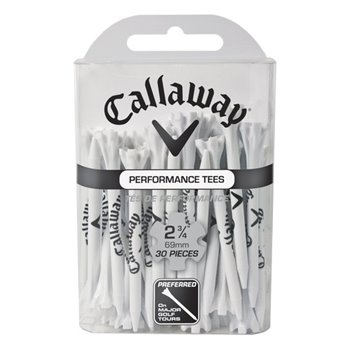 "Callaway Performance 2 ¾"" Golf Tees Accessories"
