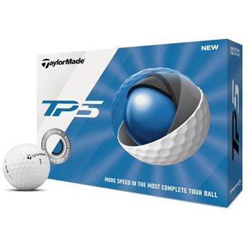 TaylorMade TP5 Logo Overrun Golf Ball Balls
