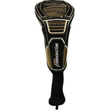 Speed System Speed Gold Headcover Preowned Accessories