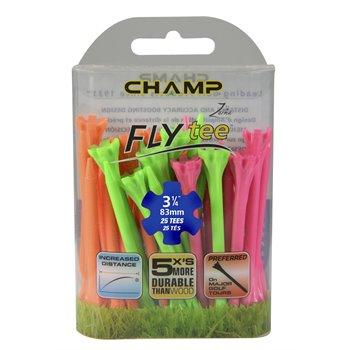 Champ 3 1/4 Zarma Fly Tee Golf Tees Accessories
