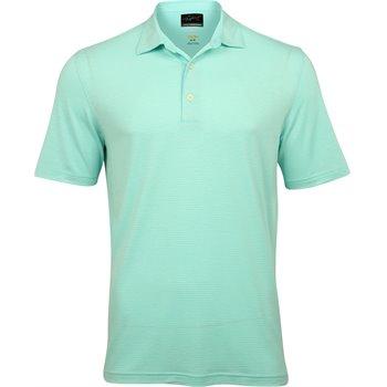 Greg Norman Foreward Series Stripe Heathered Shirt Apparel