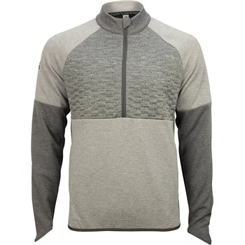Adidas FrostGuard Quilted Competition 1/2 Zip Outerwear Apparel