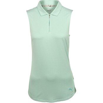 Puma Checker Sleeveless Shirt Apparel