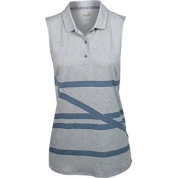 Puma Script Sleeveless Shirt Apparel