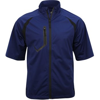 Glen Echo Stretch Tech Water Repellent Half Sleeve Outerwear Apparel