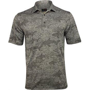 Greg Norman Shark Jacquard Shirt Apparel
