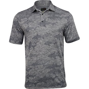 Greg Norman Shark Jacquard Shirt Apparel