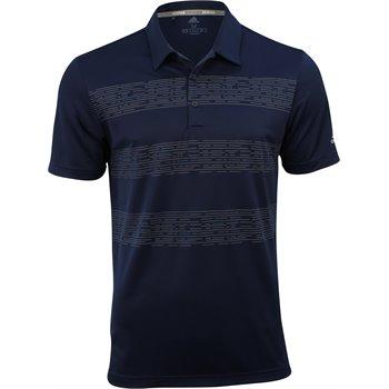 Adidas 3-Stripe Print Shirt Apparel