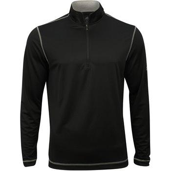 Adidas UV Protection 1/4 Zip Outerwear Apparel