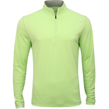 Adidas UV Protection 1/4 Zip Outerwear Apparel