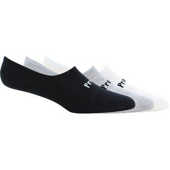FootJoy ProDry Lightweight Ultra Low Cut 3 pair Socks Apparel