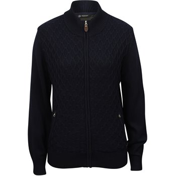 Abacus Avondale Wind Stop Cardigan Outerwear Apparel