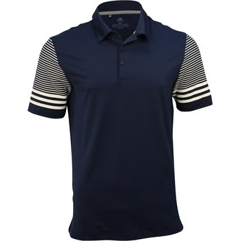 Adidas Ultimate Sleeve Gradient Polo Shirt Apparel