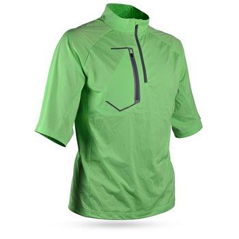 Sun Mountain Zephyr LT 19/20 S/S Quarter Zip Pullover Outerwear Apparel