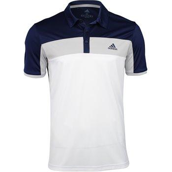 Adidas ClimaLite Blocked Shirt Apparel