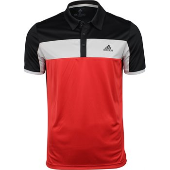 Adidas ClimaLite Blocked Shirt Apparel
