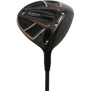 Callaway Rogue uDesign Orange Driver Preowned Clubs