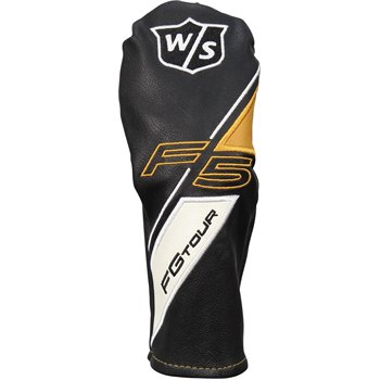 Wilson Staff FG Tour F5 17 Hybrid Headcover Preowned Accessories