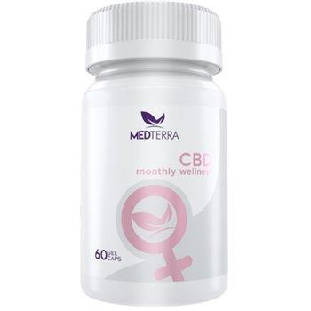 Medterra Women's Monthly Wellness Capsules CBD Accessories