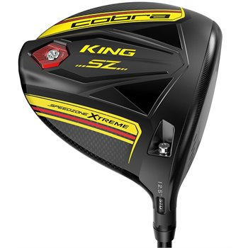Cobra King SpeedZone Xtreme Black/Yellow 12 to 14yrs Driver Clubs
