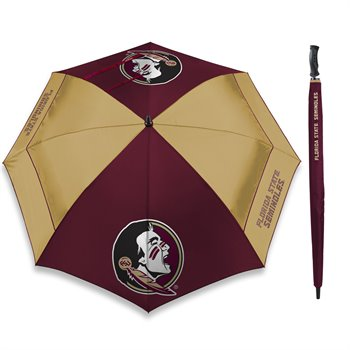 "Team Effort NCAA 62"" Windsheer Lite Umbrella Accessories"