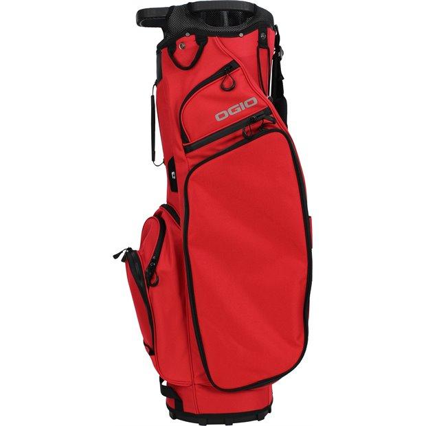 Ogio Club Cart Red Cart Golf Bag