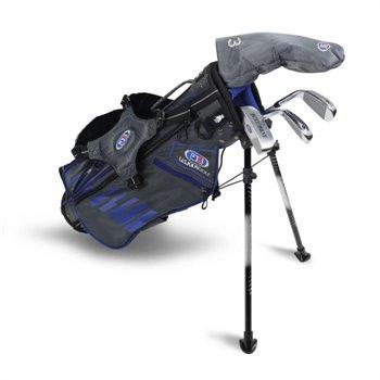 U.S. Kids Golf UL45 4 Club Standard Club Set Clubs